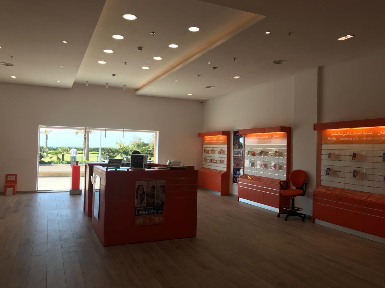 Agence Maroc Telecom Morocco Mall 3